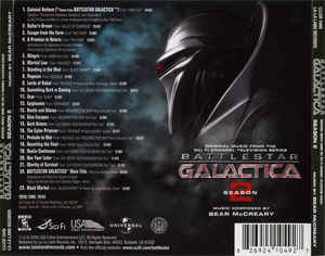Bear McCreary - Battlestar Galactica: Season 2