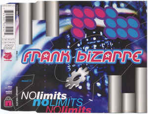 Frank Bizarre - No Limits