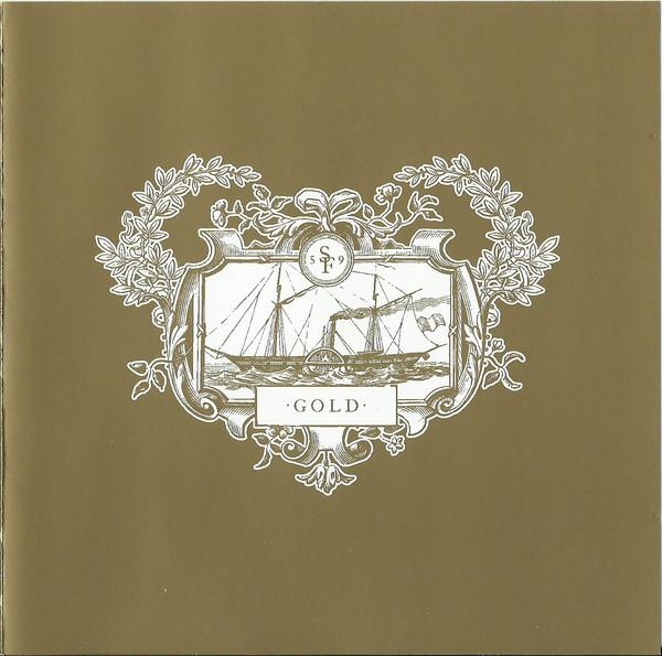 Starflyer 59 - Gold (Extended Edition) cover of release