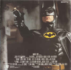 Danny Elfman - Batman (Original Motion Picture Score)
