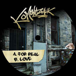 Komonazmuk - For Real / Love