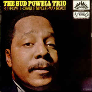 Bud Powell Trio, The - The Bud Powell Trio
