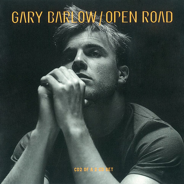Gary Barlow - Open Road cover of release