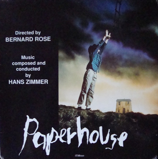 Hans Zimmer - Paperhouse cover of release