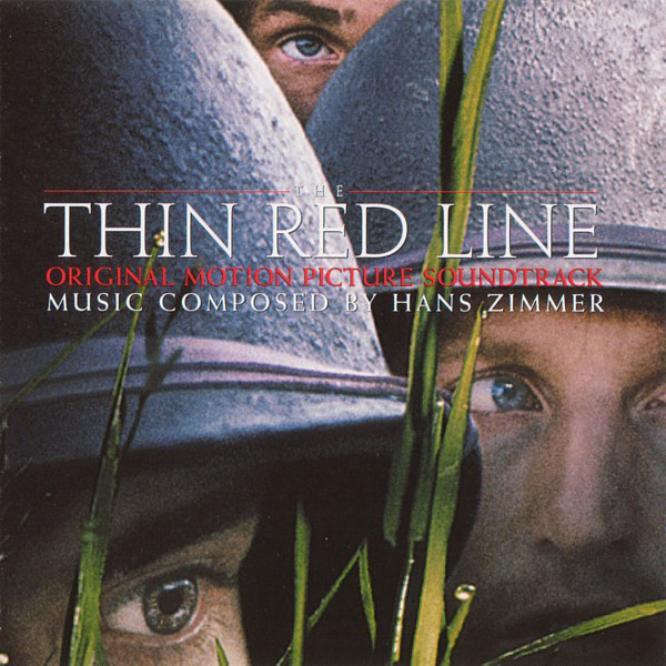 Hans Zimmer - The Thin Red Line (Original Motion Picture Soundtrack) cover of release