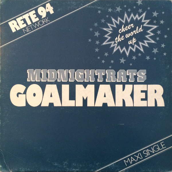 Midnightrats - Goalmaker cover of release