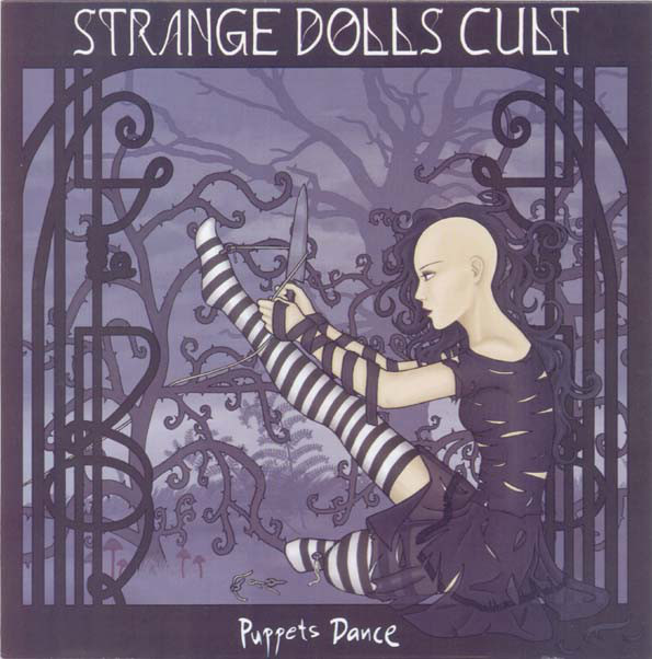 Strange Dolls Cult - Puppets Dance cover of release