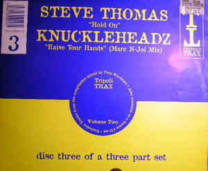 Steve Thomas - Tripoli Trax Volume Two (Disc 3)