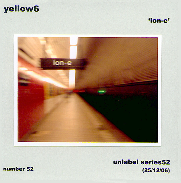 Yellow6 - Ion-E cover of release