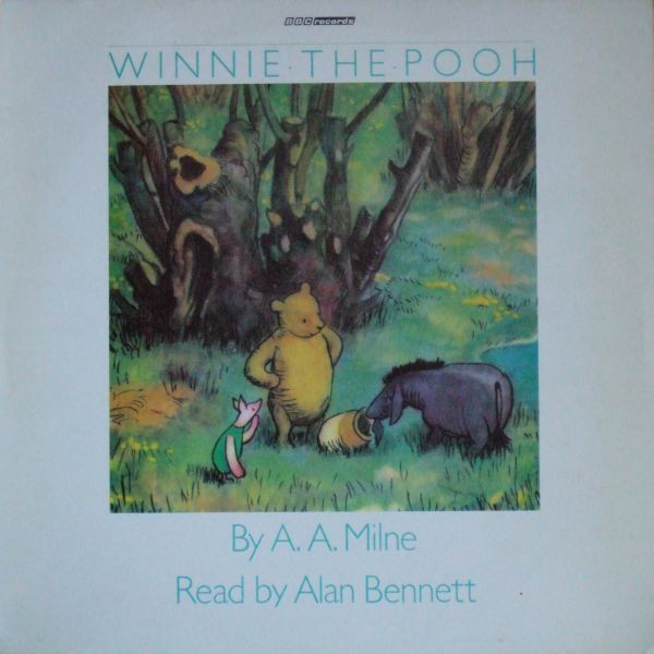 Alan Alexander Milne - Winnie The Pooh cover of release