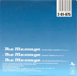DJ Bart - The Message
