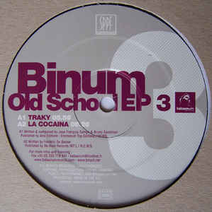 Binum - Old School EP 3