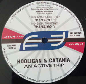 DJ Hooligan - An Active Trip